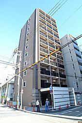 ネットフローラ阿波座[2階]の外観
