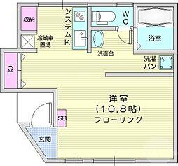 北仙台駅 4.8万円