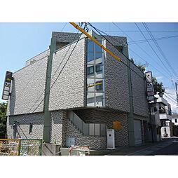 村澤ビル[302号室]の外観