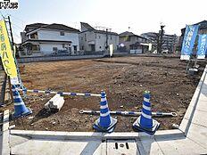 5号地 現地写真 小金井市緑町4丁目