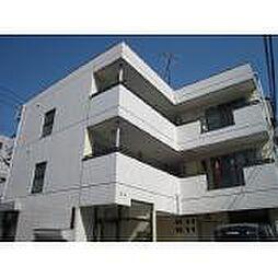 神奈川県川崎市宮前区馬絹2丁目の賃貸マンションの外観