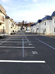 ラ・ネージュ函館駐車場