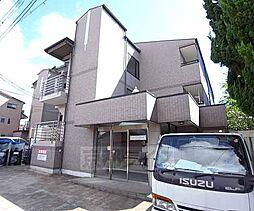 京都府宇治市広野町寺山の賃貸マンションの外観