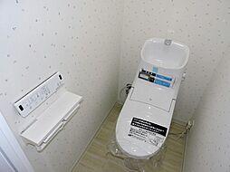 トイレ新品交換