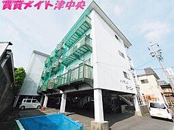 三重県津市中河原の賃貸マンションの外観