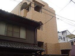 京都府京都市下京区亀屋町の賃貸マンションの外観