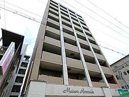 メゾンリバー・サイド[4階]の外観