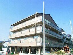 イーリスハイツC棟[4階]の外観