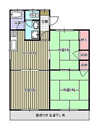 [一戸建] 愛媛県新居浜市星原町 の賃貸【/】の間取り