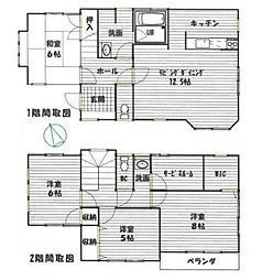 北柏駅 1,680万円