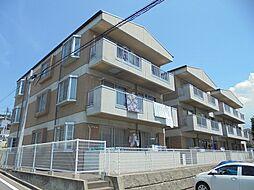 長野県松本市宮渕2丁目の賃貸マンションの外観
