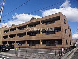 岡山県倉敷市神田1丁目の賃貸マンションの外観