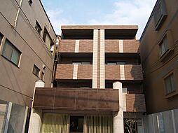 京都府京都市伏見区京町の賃貸マンションの外観