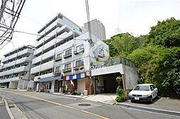 兵庫県神戸市須磨区妙法寺字荒打の賃貸マンションの外観