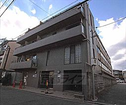 京都府京都市上京区大宮通下立売上る家永町の賃貸マンションの外観
