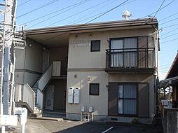 静岡県富士市依田橋の賃貸アパートの外観