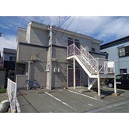 静岡県浜松市中区北寺島町の賃貸アパートの外観