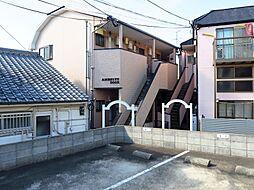 長崎県長崎市中新町の賃貸アパートの外観