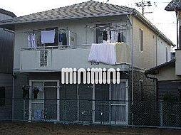 カレッジハイツ昴[2階]の外観
