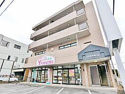 千葉県茂原市八千代2丁目の賃貸マンションの外観