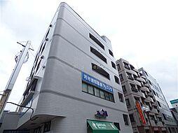 兵庫県神戸市灘区岸地通5丁目の賃貸マンションの外観