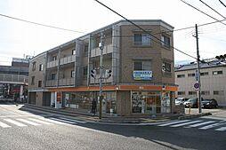 カーサ東生駒[1階]の外観