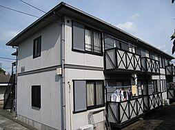 エミネンス早川A[1階]の外観