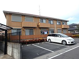 埼玉県上尾市上平中央3丁目の賃貸アパートの外観