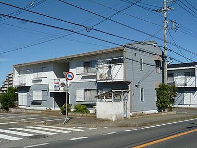 外観,3DK,面積48.84m2,賃料4.5万円,つくばエクスプレス つくば駅 バス13分 学園並木下車 徒歩9分,,茨城県つくば市並木3丁目