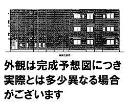 (仮)D−room草津梅が台[202号室]の外観