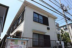 千葉県市川市東大和田1の賃貸アパートの外観
