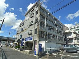 ラフィーヌ池田5番館[3階]の外観