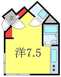 ときわ台駅 4.6万円