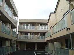 東京都小金井市梶野町4丁目の賃貸マンションの外観