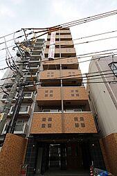 広島県広島市東区東蟹屋町の賃貸マンションの外観