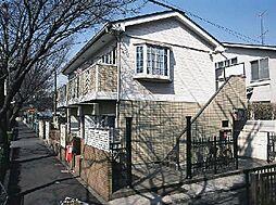 東京都武蔵野市西久保1丁目の賃貸アパートの外観