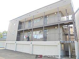 ロアール東野幌II[2階]の外観