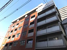 フラッツ志香[4階]の外観