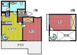 LAPUTA 27-35III[2階]の間取り