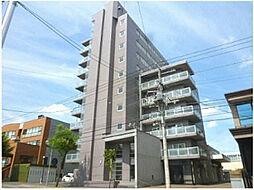 北海道札幌市東区北二十六条東14丁目の賃貸マンションの外観