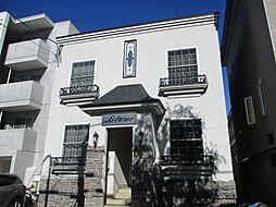 北海道札幌市中央区南四条西16丁目の賃貸アパートの外観