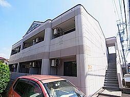 ピアリープレイス[2階]の外観