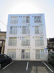 プロビデンス平岸[2階]の外観