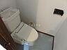 トイレ,2LDK,面積46.98m2,賃料5.0万円,バス じょうてつバス石山2条8下車 徒歩9分,札幌市営南北線 真駒内駅 4.8km,北海道札幌市南区石山二条6丁目