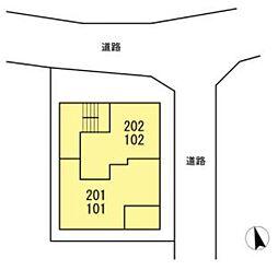 巣鴨5丁目新築[201号室]の外観