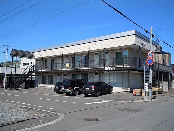 あべハイツ 2階の賃貸【北海道 / 旭川市】