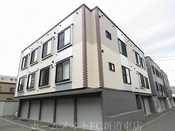 プラセール 3階の賃貸【北海道 / 札幌市東区】