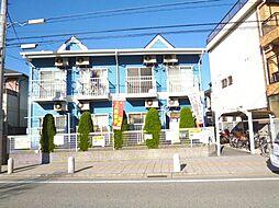兵庫県西宮市西福町の賃貸アパートの外観
