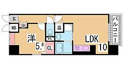 中央市場前駅 8.8万円