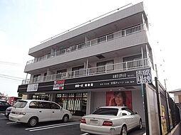 久保田ビル[3階]の外観